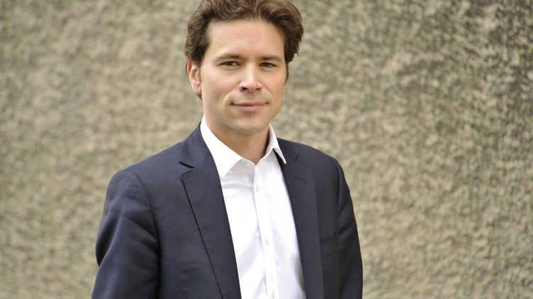 Geoffroy Didier, en juin 2015. (PHILIP CONRAD / AFP)