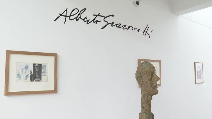 Diego par Alberto Giacometti (France 3 PACA)