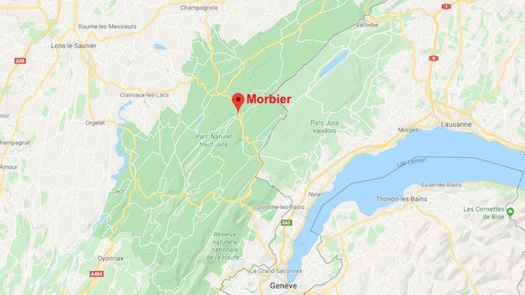 Malaises de collégiens dans le Jura : le facteur psychique en cause (Crédits Photo : Capture écran Google Maps)