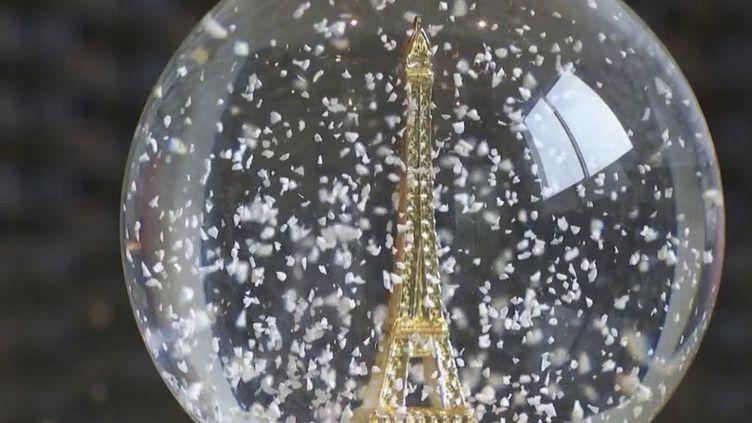 Boule à neige (FRANCE 2)