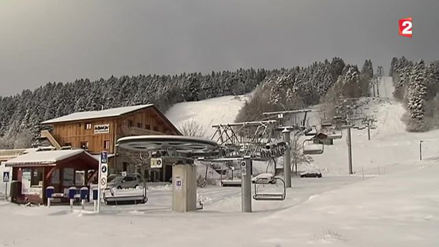 Neige : l'hiver lance sa première offensive