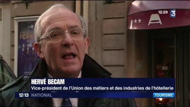 Économie : le tourisme reprend légèrement en France
