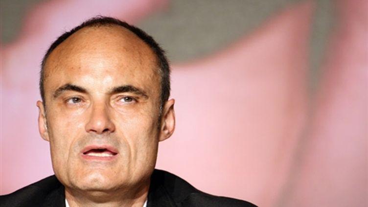 Philippe Val, directeur de France Inter (© AFP - Valery Hache)