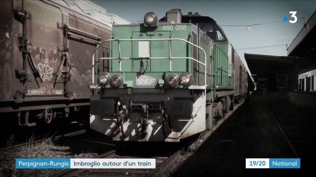 Perpignan-Rungis : le gouvernement tient à l'acheminement par train