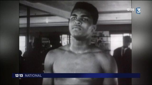 Mort du boxeur de légende Mohamed Ali