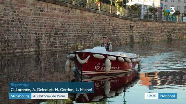 Strasbourg : une balade chargée d'Histoire au fil de l'eau