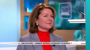 Entretien avec Violaine Blain, directrice du service national d'accueil téléphonique de l'enfance en danger