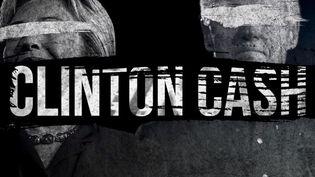 """La candidate démocrate à la Maison Blanche, Hillary Clinton, et son mari Bill sont les objets du documentaire """"Clinton Cash"""", diffusé sur le site ultraconservateur Breitbart. (CLINTON CASH / BREITBART)"""