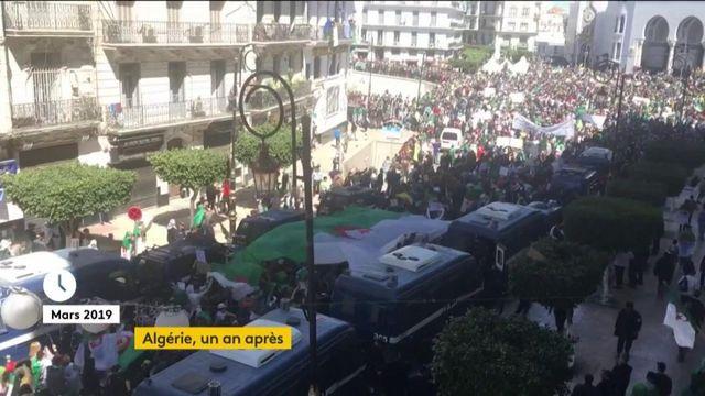Algérie : un an après, quels changements ?