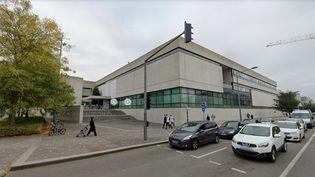 L'hôtel de police de Lille. (GOOGLE STREET VIEW)