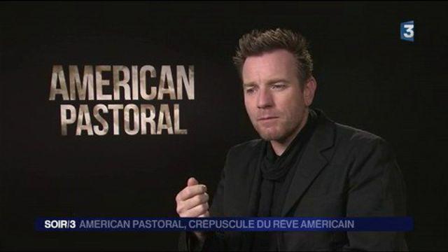 """Cinéma : """"American Pastoral"""", film qui dépeint le crépuscule du rêve américain"""