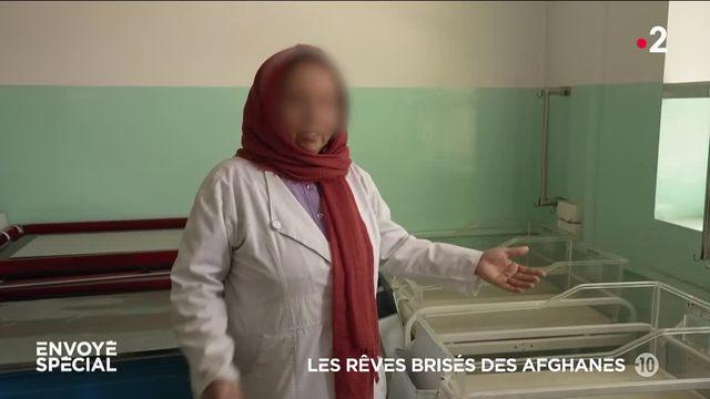 Envoyé spécial Les rêves brisés des Afghanes
