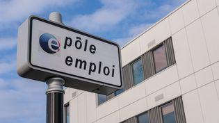 Une agence Pôle emploi à Villeneuve d'Ascq (Nord),le 26 november 26 2020.  (C?LIA CONSOLINI / HANS LUCAS)