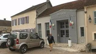 Seine-et-Marne : les efforts d'un maire pour faire vivre sa commune (FRANCE 3)
