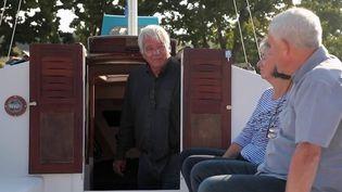 Après la cabane dans les arbres, plusieurs passionnés proposent de transformer des voiliers en gîtes. Cette idée innovante pourrait séduire plusieurs vacanciers. (CAPTURE ECRAN FRANCE 2)