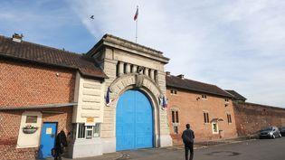 La maison d'arrêt de Loos, près de Lille (Nord),le 22 octobre 2008. (DENIS CHARLET / AFP)