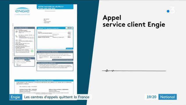 Emploi : les centres d'appels d'Engie quittent la France