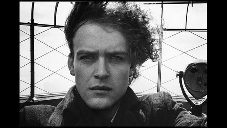 Hervé Guibert, Autoportrait, New York, 1981  (Christine Guibert)