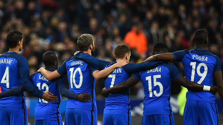 Certains bleus ont marqué les esprits contre la Russie (FRANCK FIFE / AFP)
