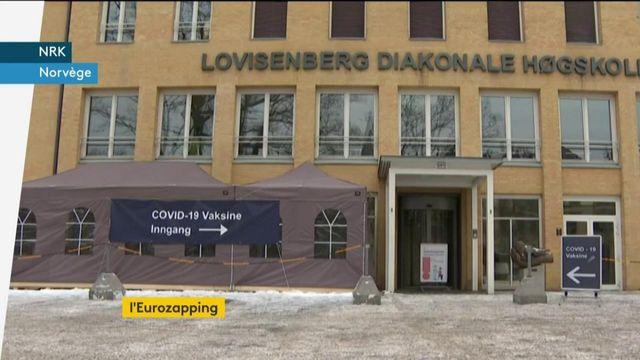 Eurozapping : Décès mystérieux en Norvège, transporteurs en colère au Royaume-Uni