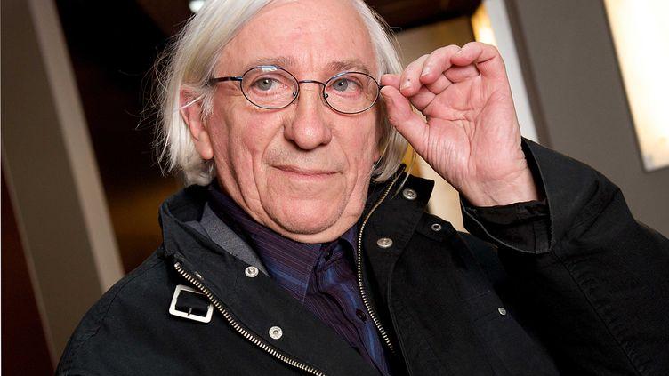 L'universitaire et essayisteJean-Paul Gourévitch, à Paris, le 2 mars 2009. (BALTEL / SIPA)