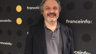 Eric Laugérias (RADIO FRANCE / SOPHIE BRIA)