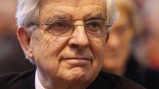 """""""Les socialistes auraient tort d'avoir peur de ma candidature"""", a dit Jean-Pierre Chevènement."""