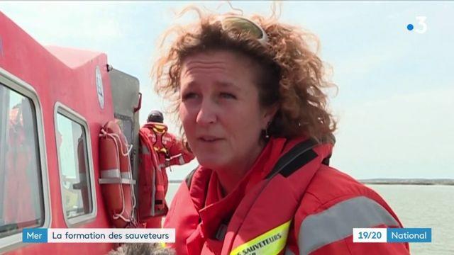 Naufrage : l'engagement des 8 000 sauveteurs bénévoles en mer