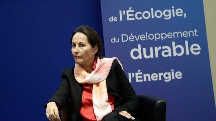 (Le projet de loi sur la transition énergétique est porté par la ministre de l'Ecologie Ségolène Royal © IP3 PRESS / Vincent Isore)
