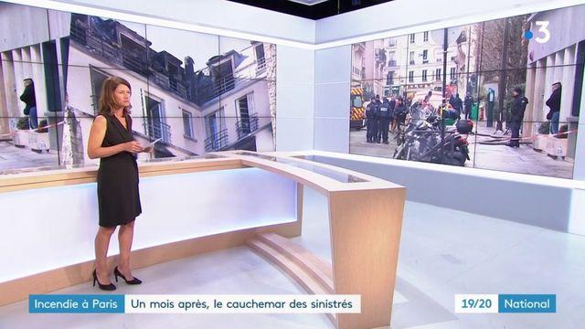 Incendie de la rue Erlanger à Paris : un mois après, le cauchemar des sinistrés