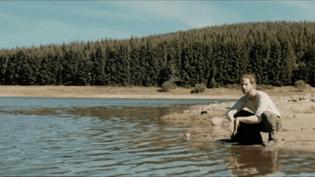 Le lac des Pradeaux dans la vallée de l'Ance (Puy-de-Dôme) ou de nombreuses scènes ont été tournées  (Culturebox)