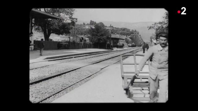 Cinéma : une séquence mythique des frères Lumière restaurée