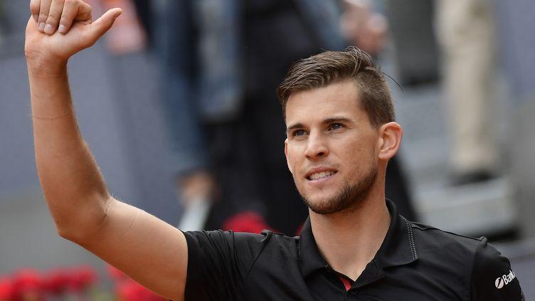 Dominic Thiem a réussi à faire tomber le grand Nadal. (JAVIER SORIANO / AFP)