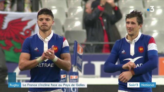 Tournoi des six nations : cruelle défaite pour le XV de France