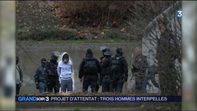 Coup de filet antiterroriste à Marseille, Clermont-Ferrand et en région parisienne