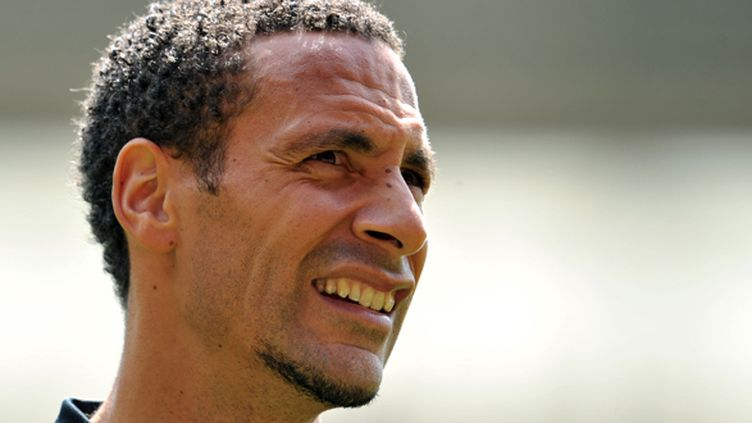 Rio Ferdinand a passé 12 saisons à Manchester (GLYN KIRK / AFP)