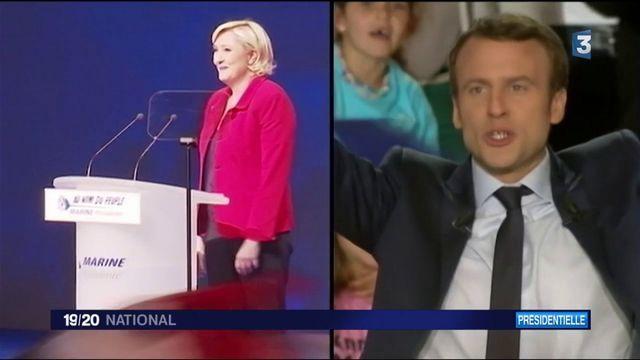 Macron / Le Pen : le comparatif de leurs programmes