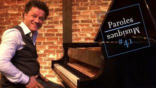Le pianiste de jazz Jacky Terrasson au Bal Blomet fin janvier 2020. (FRANCE TELEVISION)
