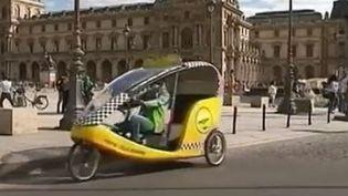 velo taxi (FRANCE 2)
