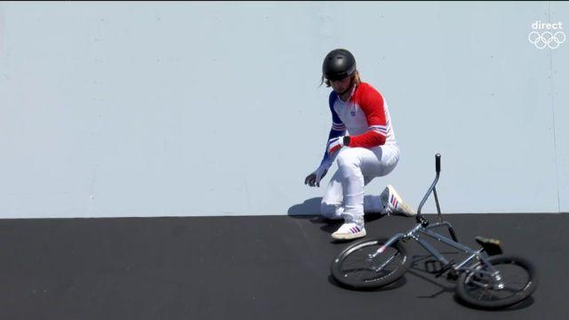 Anthony Jeanjean n'est pas allé au bout de son deuxième run lors de la finale de l'épreuve de BMX Freestyle. Le Français de 23 ans ne terminera pas sur le podium. Il se classera 7ème à l'issue du concours.