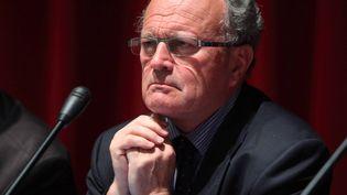 Christian Vanneste, depute UMP du Nord, participe a un colloque sur la liberte d expression, le 11 mai 2011. ( / MAXPPP)