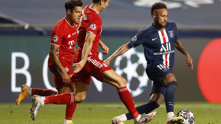 Le PSG et le Bayern pourraient participer à un championnat fermé à l'échelle européenne (MATTHEW CHILDS / POOL)
