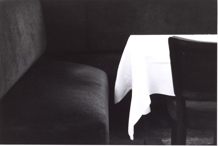 """Bernard Plossu, """"Le silence"""", Paris, 1973, Bibliothèque nationale de France (© BnF - Département des Estampes et de la photographie © Bernard Plossu)"""
