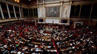 Les députés à l'Assemblée nationale, à Paris, le 31 juillet 2018. (GERARD JULIEN / AFP)