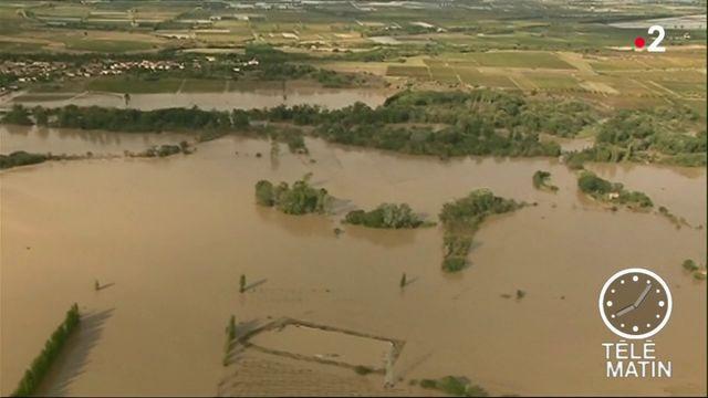Inondations dans l'Aude : la conséquence d'une urbanisation massive ?