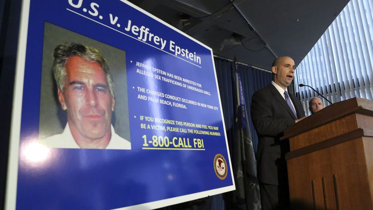 "Jeffrey Epstein a tenté d'acheter deux témoins potentiels dans le dossier dans lequel il est accusé d'abus sexuels sur des mineures, selon le ""New York Times"", le 12 juillet 2019. (JEFFERSON SIEGEL/THE NEW YORK TIMES-REDUX-REA)"