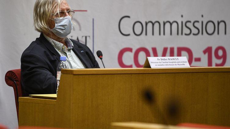Coronavirus   France: plainte contre l'infectiologue Didier Raoult, défenseur controversé de l'hydroxychloroquine