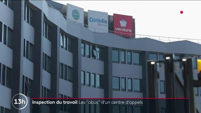 Entreprises : à Angers, un centre d'appel épinglé par l'inspection du travail