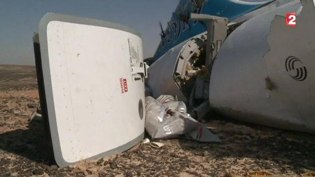 Crash en Égypte : un mystérieux flash de chaleur détecté par un satellite militaire américain