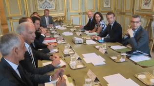 syndicats patronat (FRANCE 2)